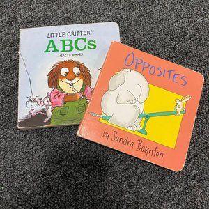 Little Critter & Sandra Boynton Board Book Bundle